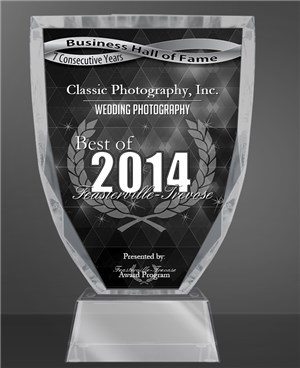 Classic Photo and Video Best of 2014 Wedding Photography Award
